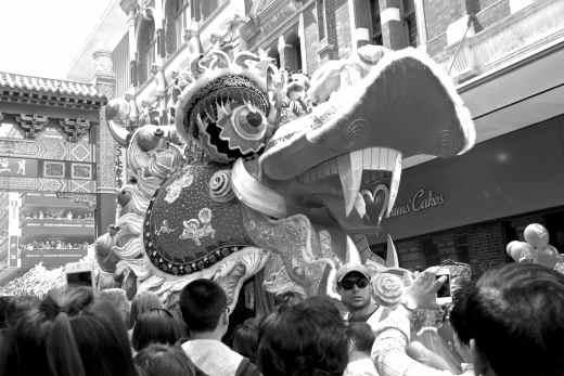 Dragon Parade - Chinese New Year