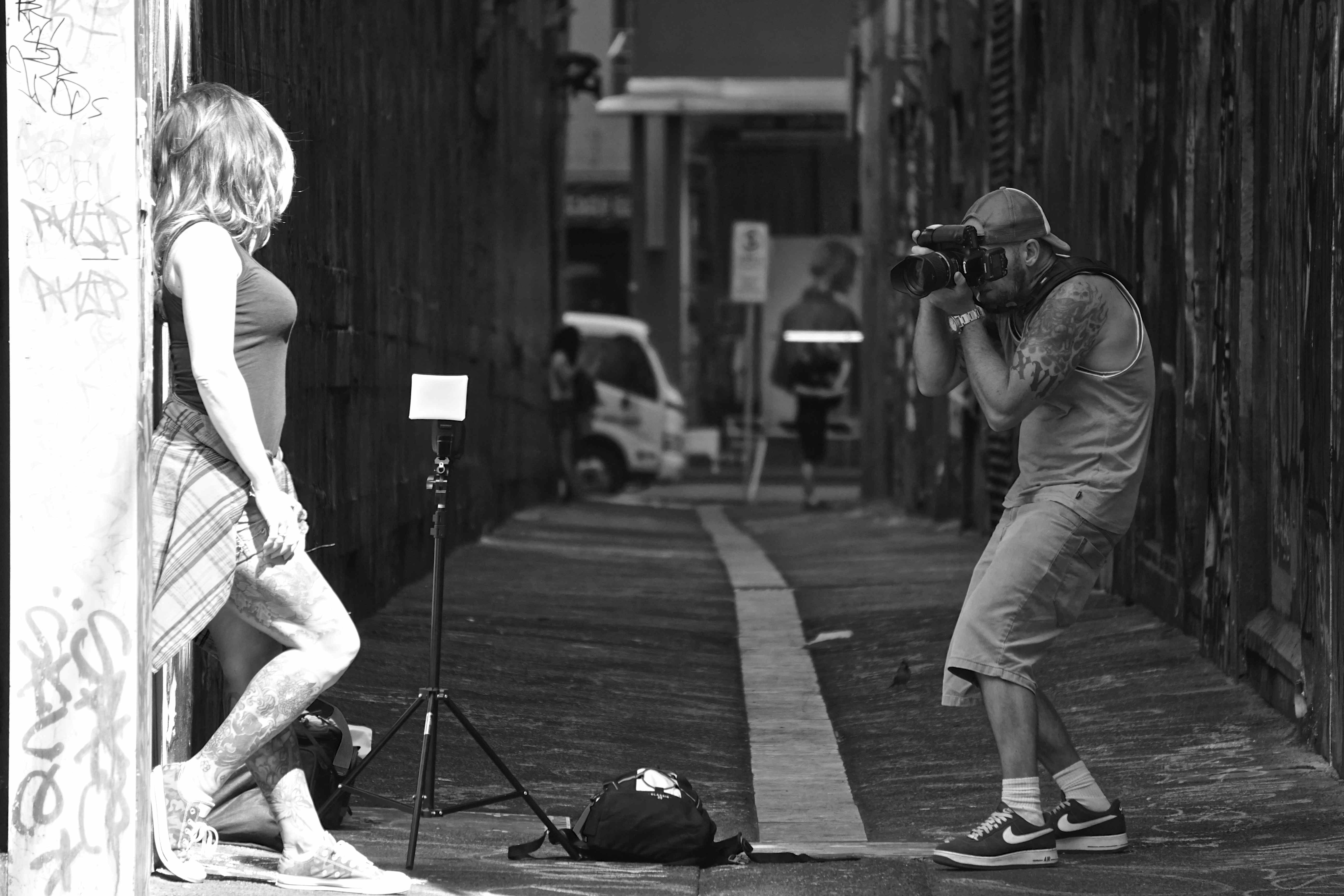 Dsc00037 categories uncategorized•tags black and white city lane mirrowless camera photography